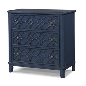 Trisha Yearwood Home Collection by Klaussner Trisha Yearwood Home Gwendolyn 3 Drawer Accent Chest