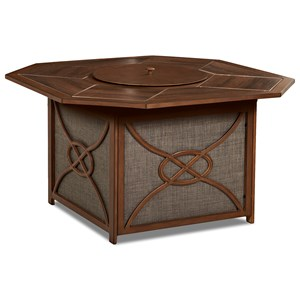 Trisha Yearwood Home Collection by Klaussner Trisha Yearwood Outdoor Firepit