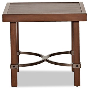 Trisha Yearwood Home Collection by Klaussner Trisha Yearwood Outdoor Outdoor End Table