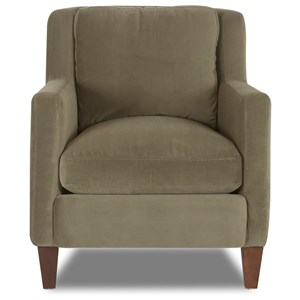 Trisha Yearwood Home Collection by Klaussner Valley Forge Accent Chair
