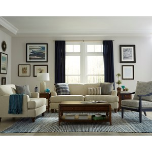 Trisha Yearwood Home Collection by Klaussner Yukon Living Room Group