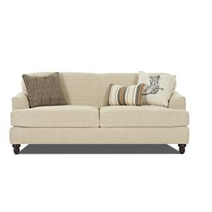 Trisha Yearwood Home Collection by Klaussner Yukon Sofa