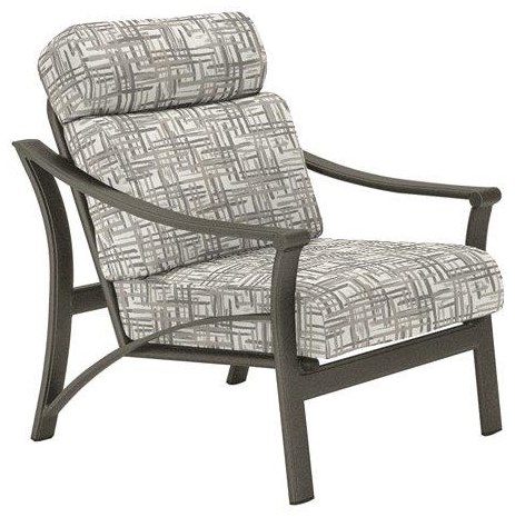 Corsica Lounge Chair by Tropitone at Johnny Janosik