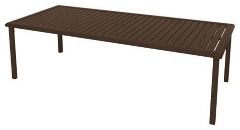 Kenzo Rectangular Table by Tropitone at Johnny Janosik