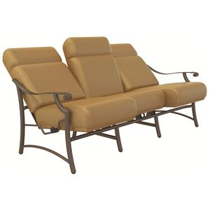 Outdoor Reclining Sofa