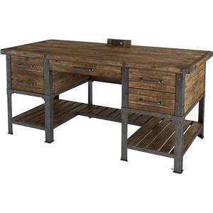 Turnkey Products Artisan Revival Executive Desk
