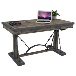 Superieur Industrial Style Situ0027 N Stand Adjustable Height Desk