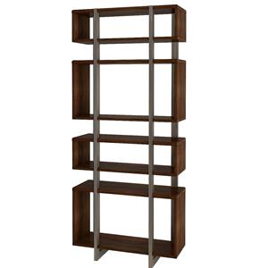 Turnkey Products Austere Antiques Etagere Bookcase