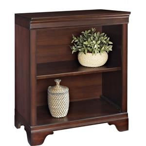 "Turnkey Products Belcourt 31"" Bookcase 2 Shelves"