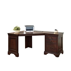 Turnkey Products Belcourt Corner Computer Desk