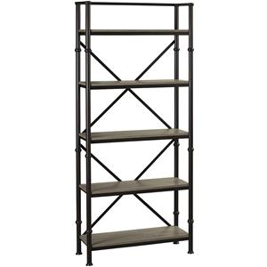 "Turnkey Products Durham 72"" Bookcase"
