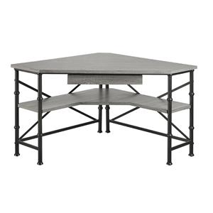 Turnkey Products Durham Corner Desk
