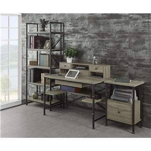 Turnkey Products Durham 4 Piece Office Group