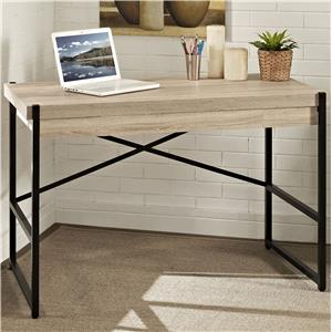 "Turnkey Products Emery 48"" Writing Desk"