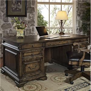 Turnkey Products San Andorra Executive Desk