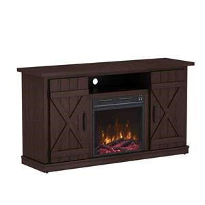 """18"""" Fireplace TV Stand"""