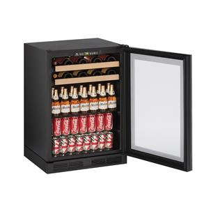 "U-Line Beverage Centers 5.4 cu ft. 1000 Series 24"" Beverage Center"