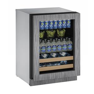 "U-Line Beverage Centers 4.9 cu ft. 2000 Series 24"" Beverage Center"