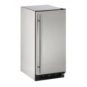 "U-Line Ice Maker 15"" Under-Counter Crescent Ice Maker"