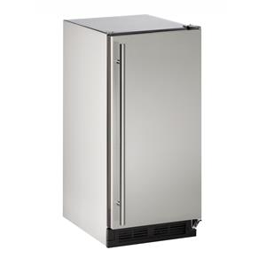 "U-Line Ice Maker 15"" Outdoor Clear Crescent Ice Maker"
