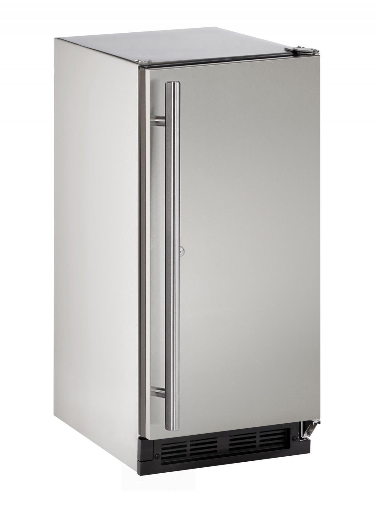 U-Line Refrigerators 2.9 Cu. Ft. Compact Outdoor Refrigerator - Item Number: U-1215RSOD-00A