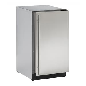 "U-Line Refrigerators 3.4 Cu. Ft. 18"" Compact All-Refrigerator"