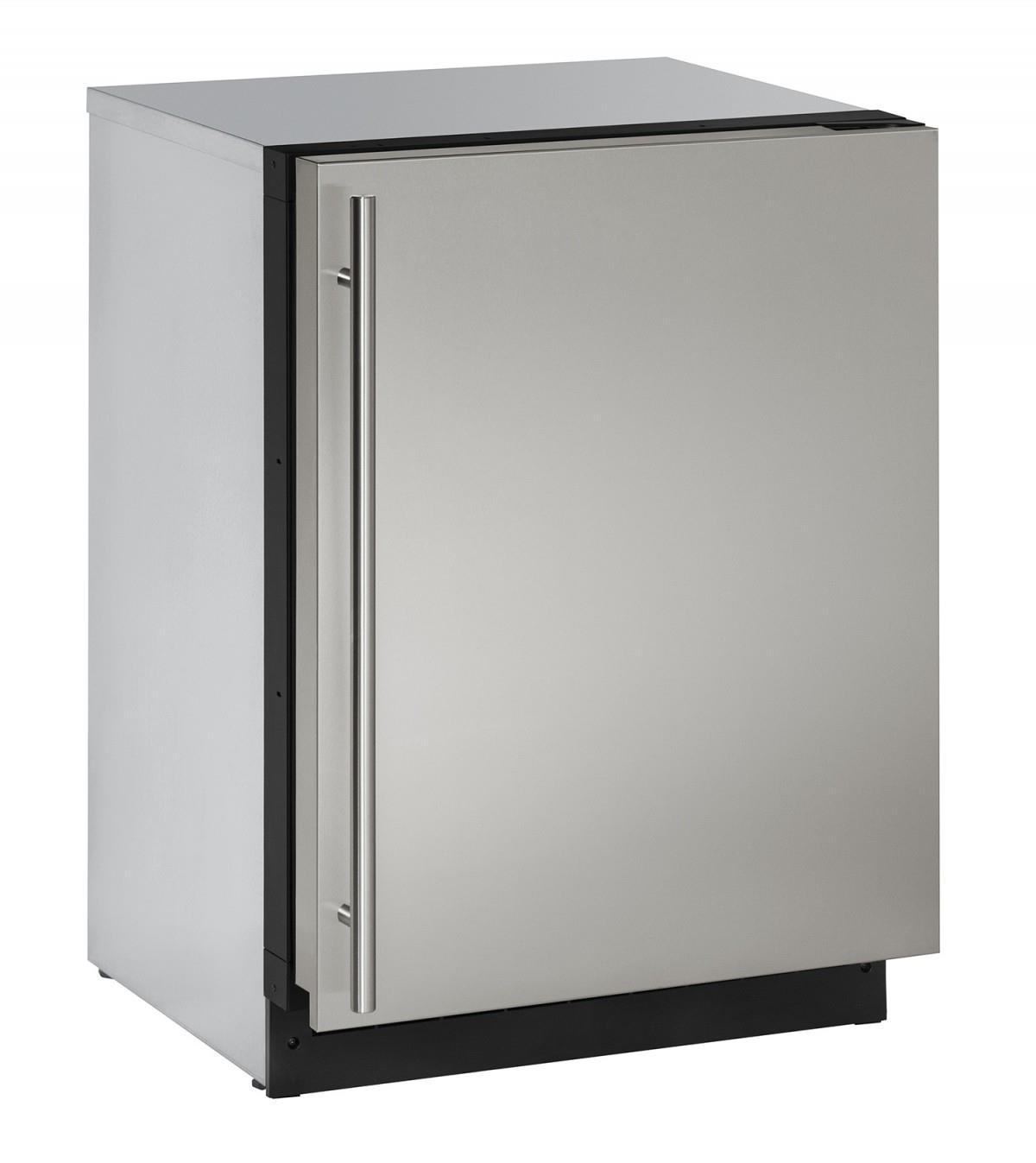 U-Line Refrigerators 4.9 Cu. Ft. 2000 Series Compact Refrigerator - Item Number: U-2224RS-00A