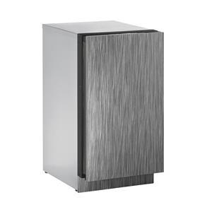 "U-Line Refrigerators 18"" Solid Door Refrigerator"