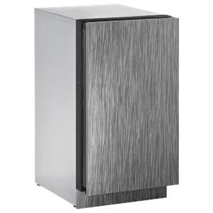 "18"" Solid Door Refrigerator"