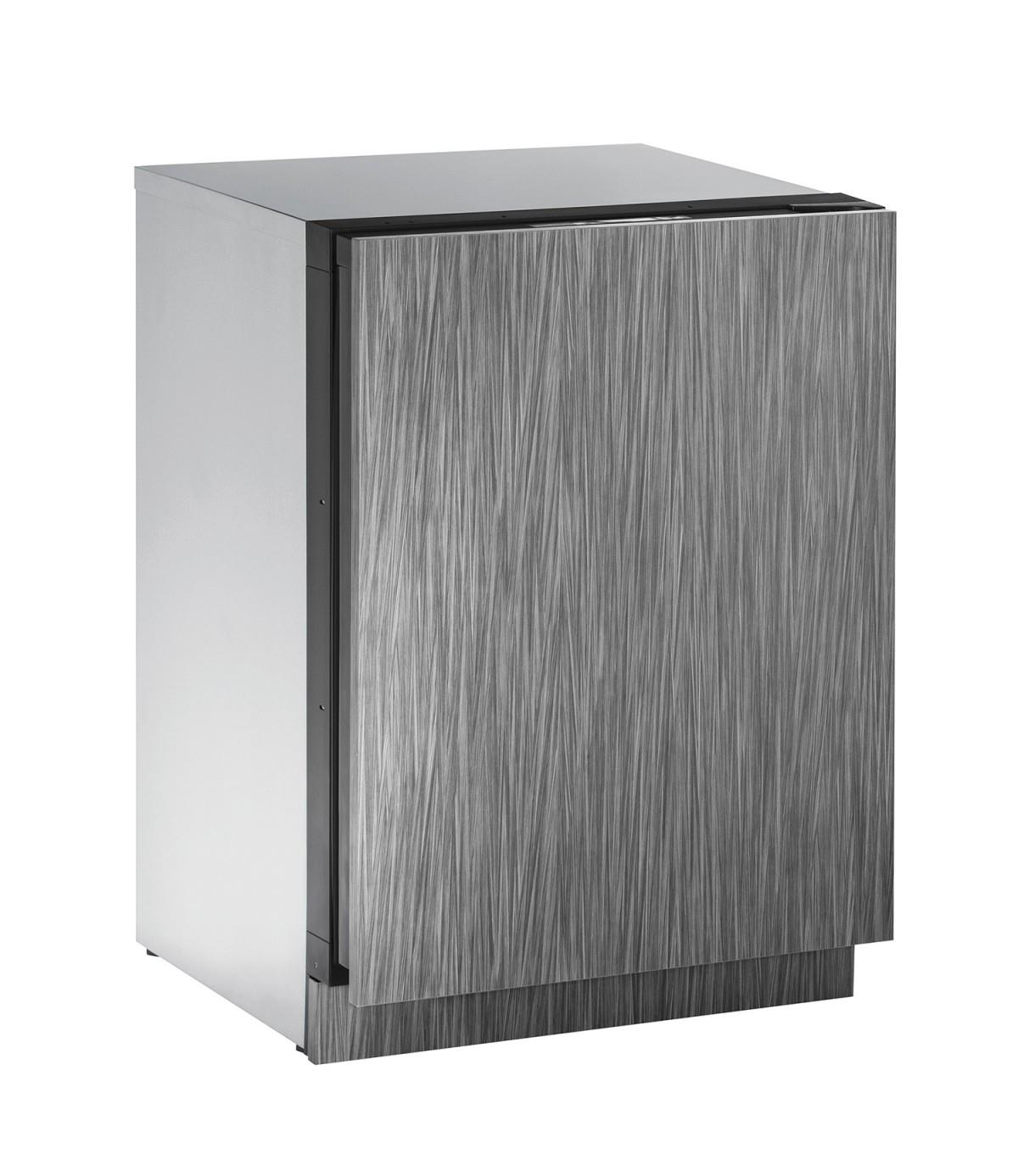 "U-Line Refrigerators 24"" Solid Door Compact Refrigerator - Item Number: U-3024RINT-00A"