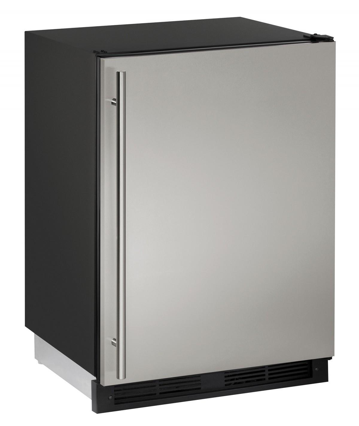 U-Line Refrigerators 4.2 cu. ft. Built-in Refrigerator/Freezer - Item Number: U-CO1224FS-00A