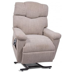 Lift Recliner with Adj Headrest & Lumbar