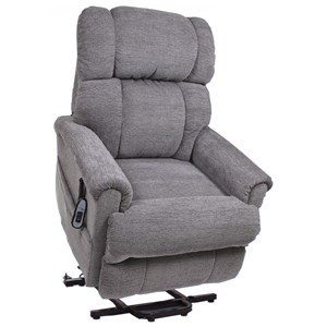 UltraComfort Tranquility Medium Wall Power Lift Recliner