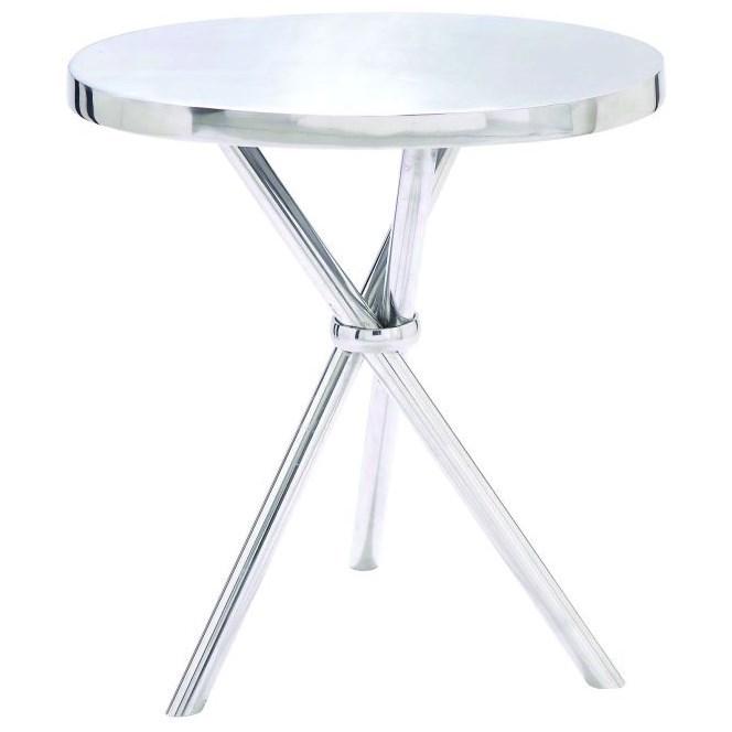 Accent Furniture Aluminum Accent Table by UMA Enterprises, Inc. at Wilcox Furniture