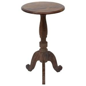 UMA Enterprises, Inc. Accent Furniture Wood Accent Table