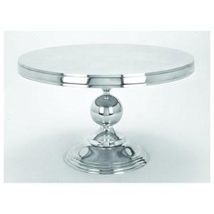 UMA Enterprises, Inc. Accent Furniture Aluminum Coffee Table