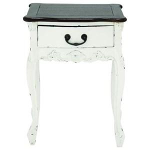 UMA Enterprises, Inc. Accent Furniture Wood Side Table