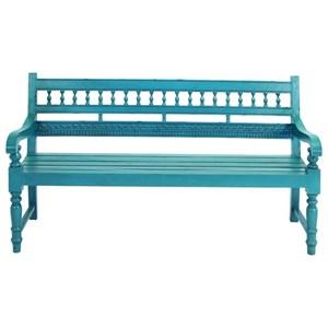 UMA Enterprises, Inc. Accent Furniture Mahogany Bench