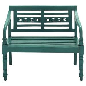 UMA Enterprises, Inc. Accent Furniture Wood Mahogany Bench