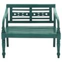UMA Enterprises, Inc. Accent Furniture Wood Mahogany Bench - Item Number: 37765