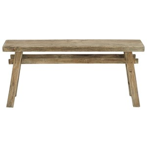 Uma Enterprises Inc Accent Furniture Wood Bench