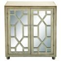 UMA Enterprises, Inc. Accent Furniture Wood Mirror Cabinet - Item Number: 48519