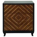 UMA Enterprises, Inc. Accent Furniture 3 Drawer Chest - Item Number: 48625
