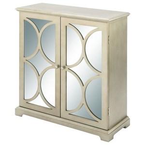 UMA Enterprises, Inc. Accent Furniture Wood Mirror Cabinet
