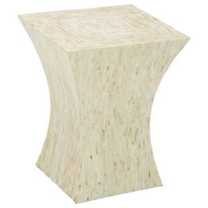UMA Enterprises, Inc. Accent Furniture Inlay Accent Table