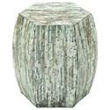 UMA Enterprises, Inc. Accent Furniture Inlay Accent Table - Item Number: 49096