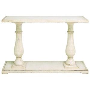 UMA Enterprises, Inc. Accent Furniture Wood Console Table