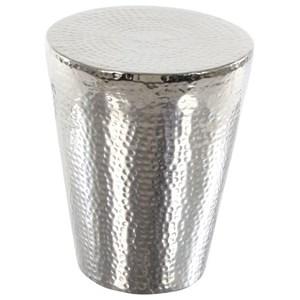 UMA Enterprises, Inc. Accent Furniture Aluminum Foot Stool