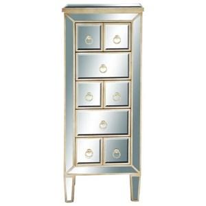 UMA Enterprises, Inc. Accent Furniture Wood/Mirror Dresser