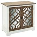 UMA Enterprises, Inc. Accent Furniture Mirror Cabinet - Item Number: 56656